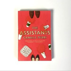 Assistants light reading funny book comedy crime